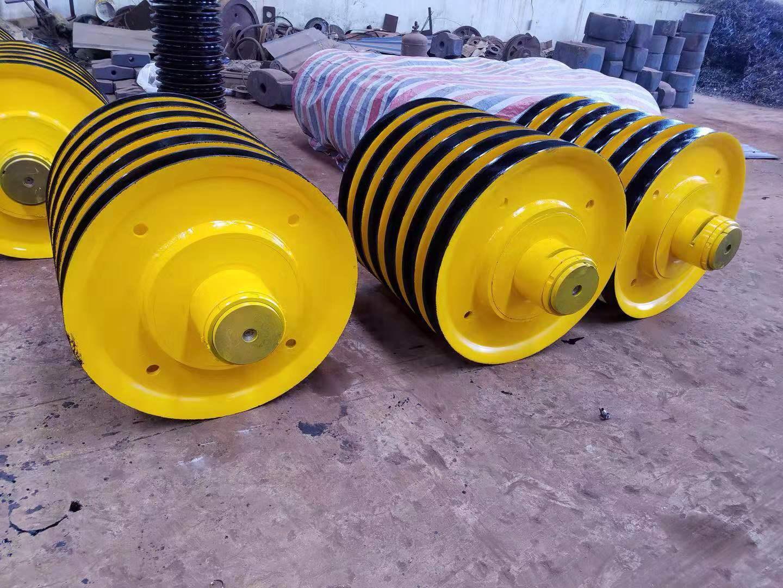 起重机轧制滑轮组 钢丝绳导向轮