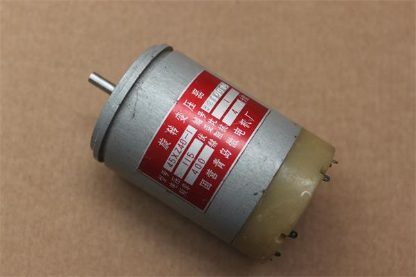 旋转变压器的应用