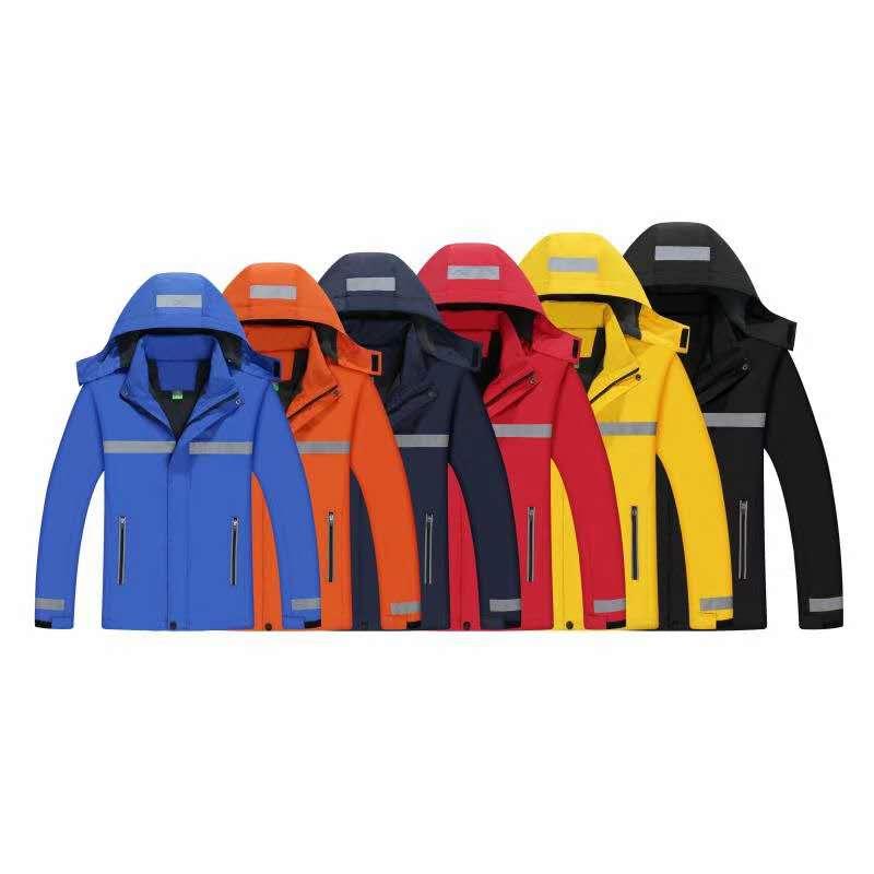 西安广告衫批发西安团体服定制西安防寒棉服厂家西安冲锋衣现货