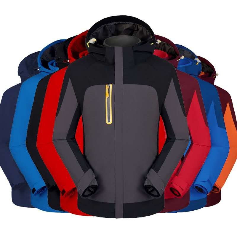 西安冲锋衣生产厂家西安团体服定制西安广告衫批发西安帽衫定制