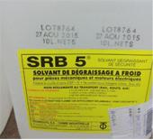 法��TECHNOUTIL S.A.核�清洗��SRB 5