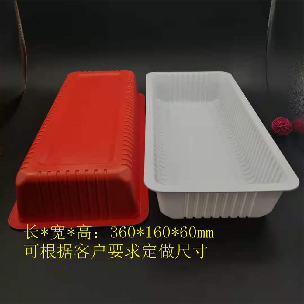 �f瑞定制耐高�卣糁蟮�乩�鏊芰虾� �~盒肉串盒 封口包�b盒