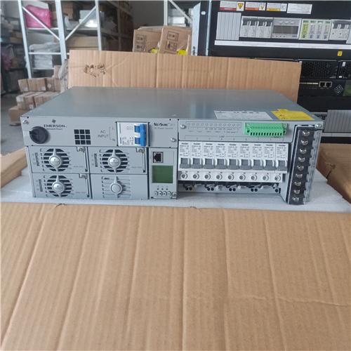 珠海艾默生NetSure211C46嵌入式�源系�y