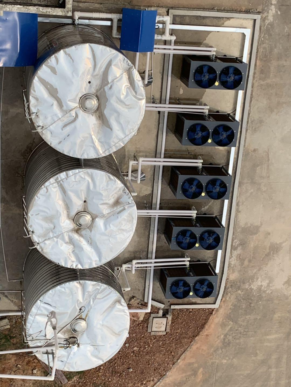 广西省太阳能热水器厂家批发,不锈钢组合水箱制作工厂
