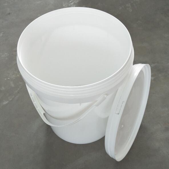 20L出口塑料桶白色