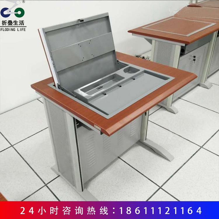 液晶屏翻�D��X桌性能�定安全可靠
