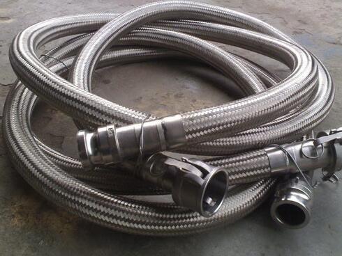 供西宁不锈钢钢丝管和青海金属软管报价