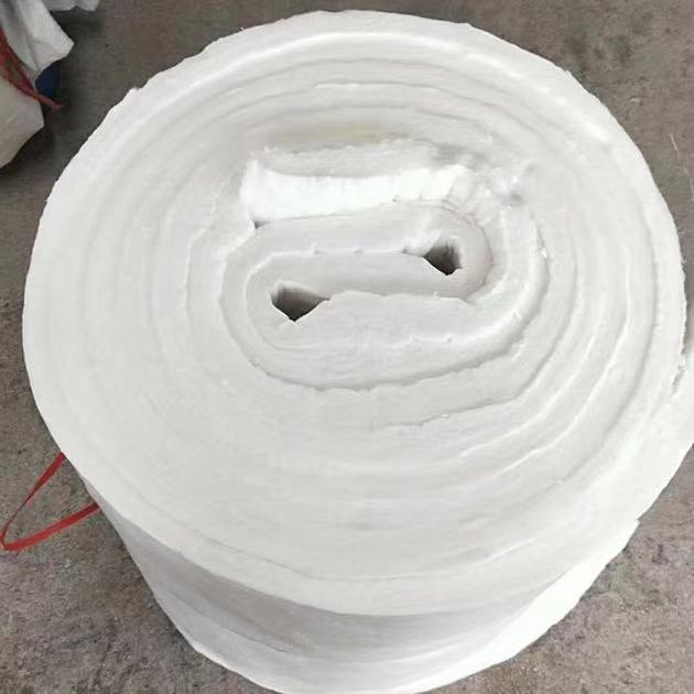 四川硅酸铝针刺毯具有耐高温隔音效果