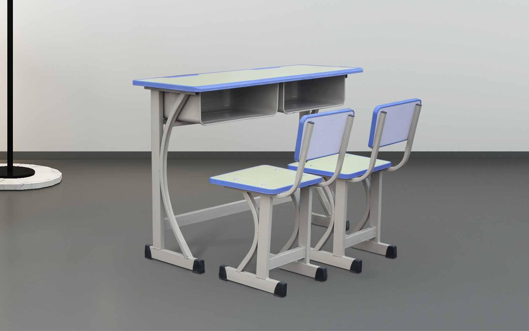 长春钢木课桌塑料课桌哈中信均有销售