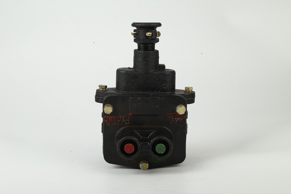 沪东BZA1-5127-2矿用隔爆控制两联按钮