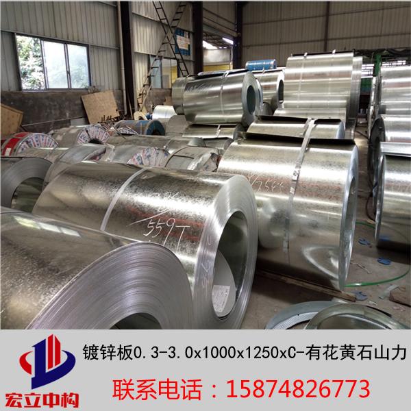 热镀锌钢板价格|长沙镀锌钢板 大量现货 品质保证