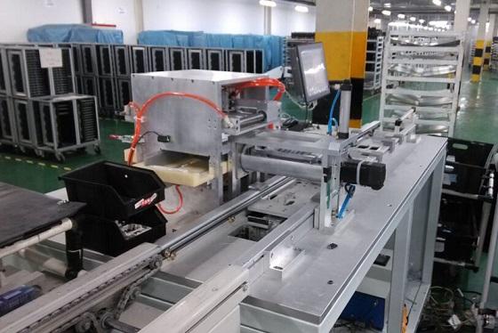 赛亚思FU60自动化装配线、分拣设备
