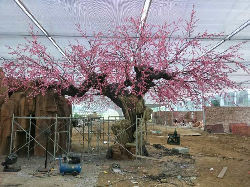 供应赣州生态餐厅假树