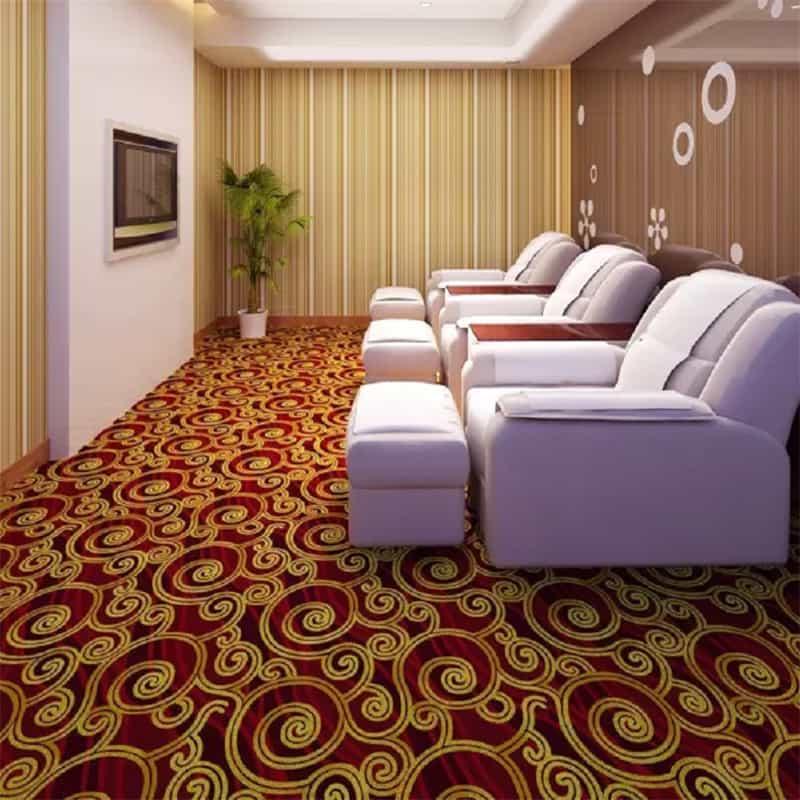 漯河召陵区酒店客房地毯哪卖方法餐厅地毯上的油污如何处理
