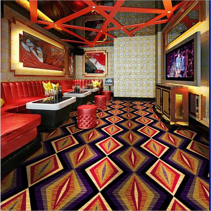 广东汕头澄海区卖地毯宾馆地毯供应商发货酒店地毯低廉的价格合适酒店