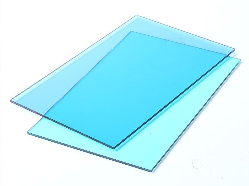 上海宝山pc耐力板加工工厂定制折弯雕刻切割粘接UV打印