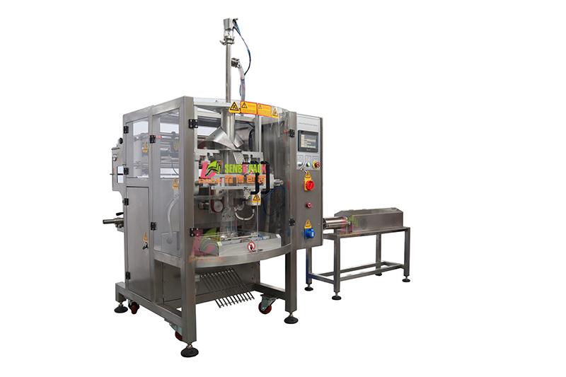 食用油全自动包装机 立式液体包装机