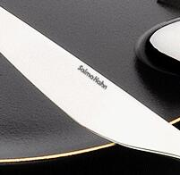 酒店食品用304不锈钢餐具 酒店不锈钢西餐刀叉勺供应