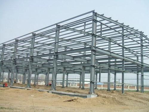 东莞钢结构厂房工程哪家好首选隆在
