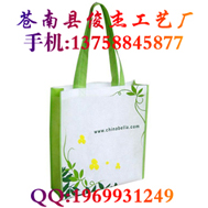 湖南长沙邵东无纺布环保广告礼品袋子生产加工定做厂家