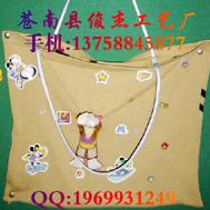 东营市无纺布黄麻袋环保广告礼品袋子