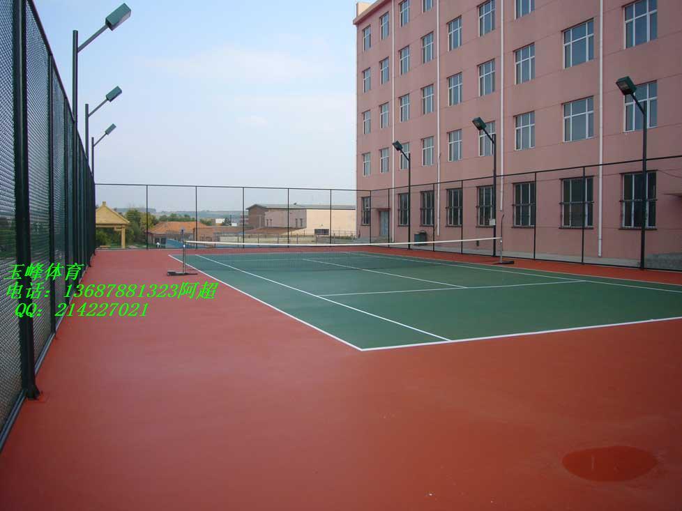 南宁PVC塑胶球场铺设、南宁篮球场塑胶地板施工-图木舒克桌球台 新