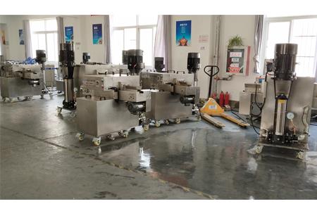 厂家定制去氧化皮机 橄榄枝高压水除磷去氧化皮设备