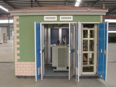供兰州箱式变电站和甘肃箱式变电站壳体