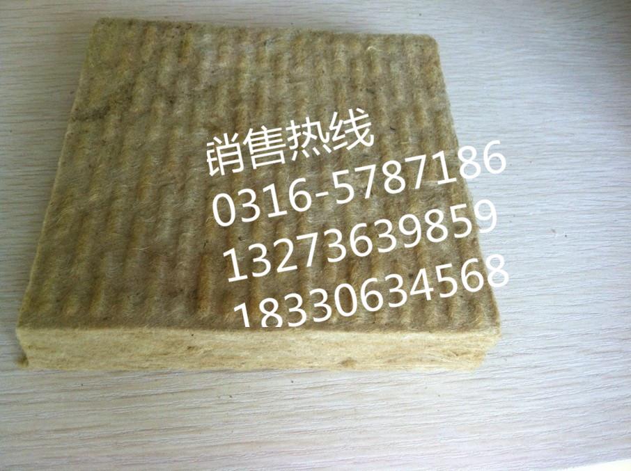 生产铝箔夹筋岩棉板生产厂家