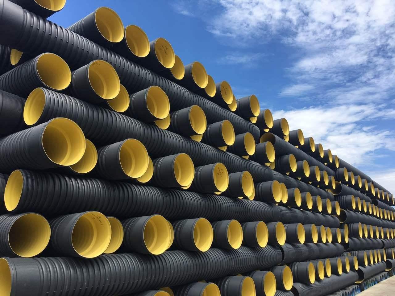 双壁波纹管,钢带波纹管,波纹管生产厂家