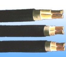 MYJV-1KV-4*10矿用交联绝缘钢带铠装电力电缆