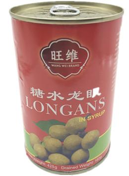 旺维食品 新鲜龙眼罐头300g*6青青青免费视频在线直销