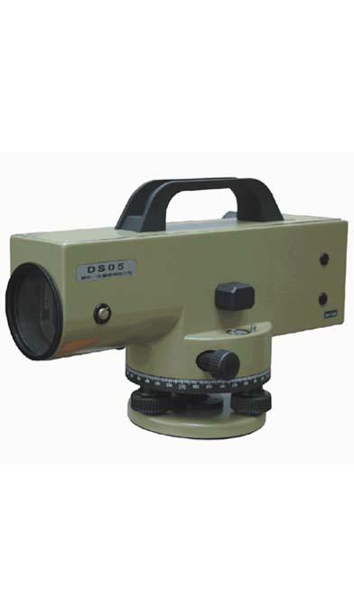 二等水准测量苏一光DS05精密水准仪