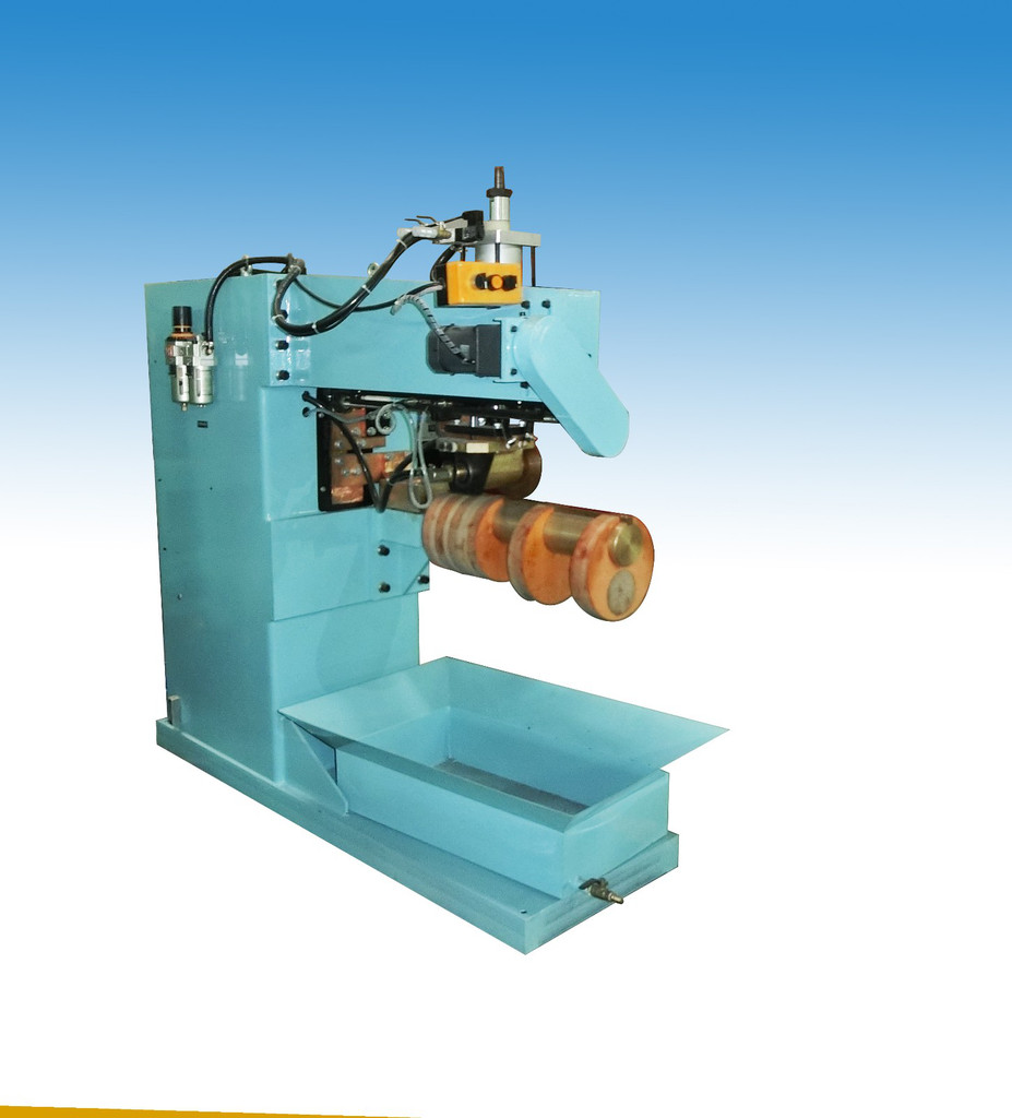 75KVA纵缝焊机直缝焊机滚焊机定制-广州众帮