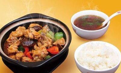 速味居黄焖鸡米饭加盟费多少钱