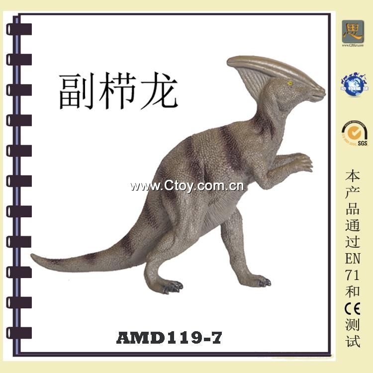 供应定制 侏罗纪公园 PVC恐龙