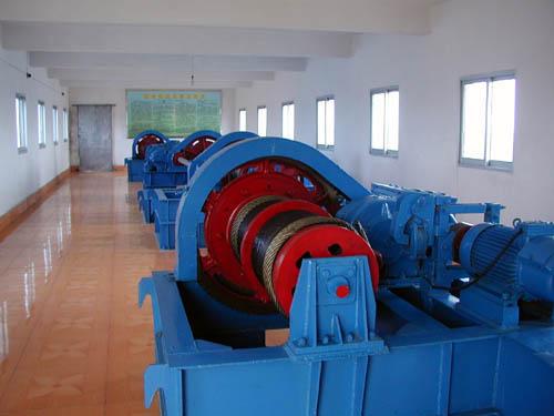 锦州启闭机加工 8T卷扬式启闭机 供应QPQ-80KN卷扬式启闭机 8吨卷扬式启闭机