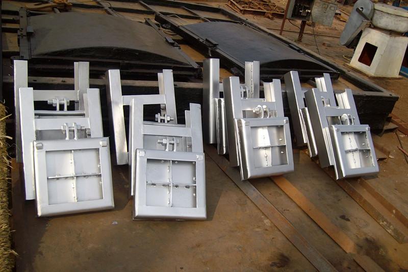 无锡供应PZM不锈钢闸门 2500*4000不锈钢闸门 2.5米*4米不锈钢闸门