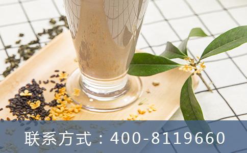 鹿谷制茶奶茶加盟、源自台湾的手工奶茶品牌
