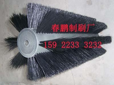 环卫清扫车环卫扫路刷生产厂家安徽春鹏制刷厂专业扫地刷生产