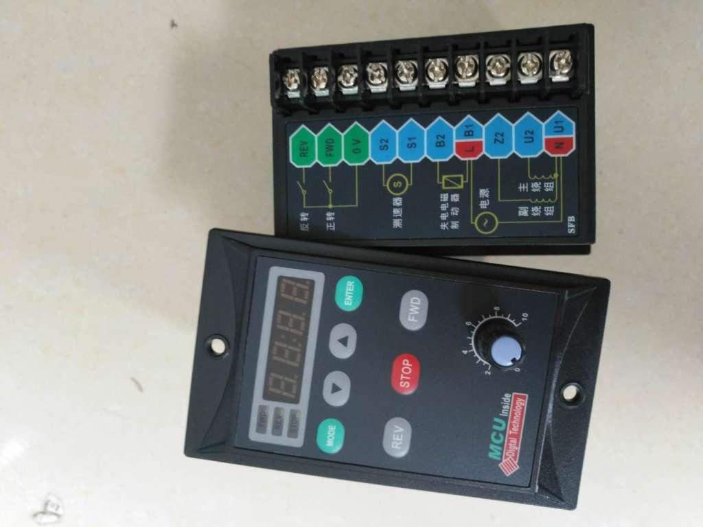专业生产各种功率电机速度快慢调速器