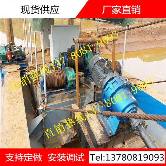 120方清淤船价格、广东云浮市绞吸式清淤船成本报价