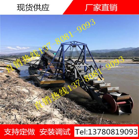 天津80方宽斗挖沙船、每天产量2000吨挖沙船市场价