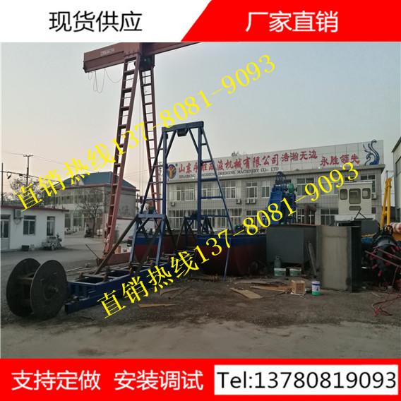 福建三明市河道挖沙机械厂家、150方挖沙船需要多少钱
