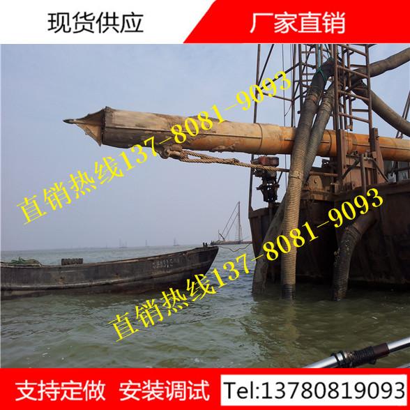 湖南长沙制作技术好的钻探船厂家16寸抽沙泵钻探式抽沙船价格