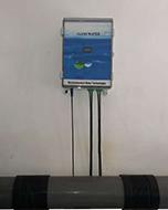 清水广谱感应水处理器