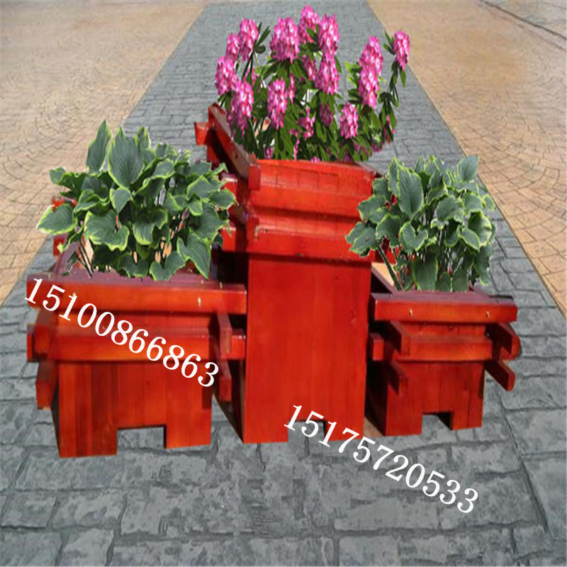 绿化种植花箱户外景观花盆河北木制花盆青青青免费视频在线
