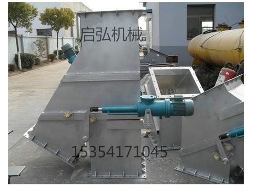河北分料器工业通用型三通分料器