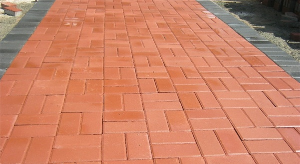 龙华厂家供应透水砖、路面砖、海绵城市透水砖
