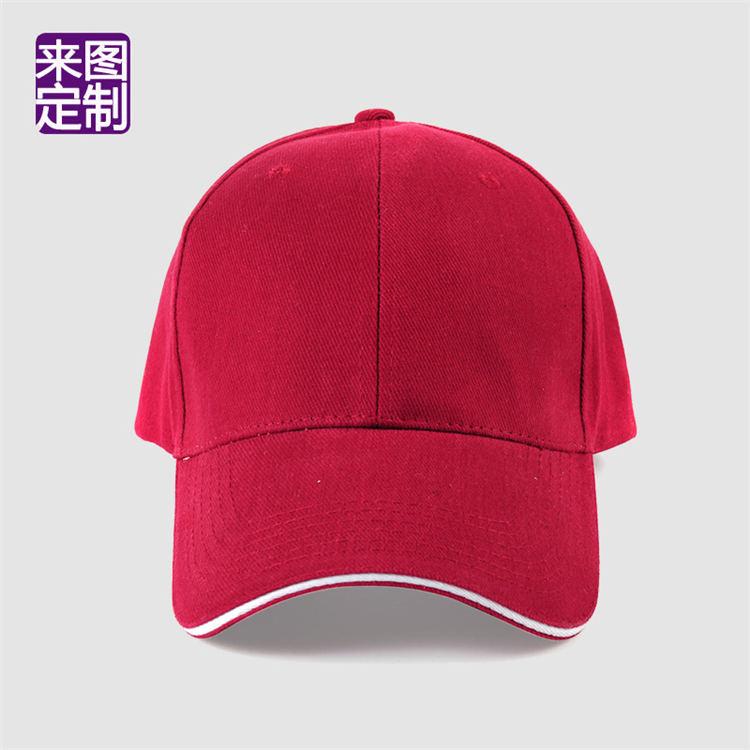 惠州帽子厂低价定制广告帽、志愿者帽子印字、义工帽子批发